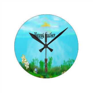 easter clocks