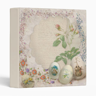 Easter Collage Binder