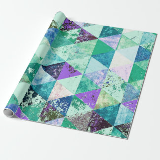 Easter Colors Wrapping Paper