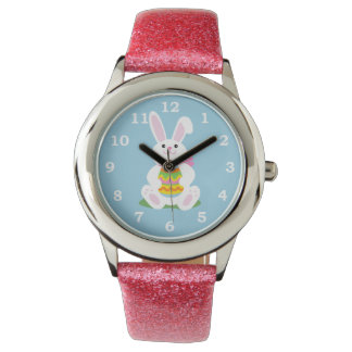 Easter ~ Cute Bunny Wristwatch