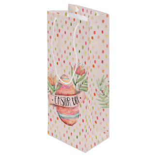 Easter Day Wine Gift Bag