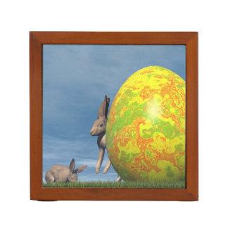 Easter egg - 3D render Desk Organizer