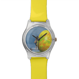 Easter egg - 3D render Wrist Watches