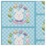 Easter Egg Bunny Fabric