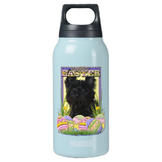 Easter Egg Cookies - Cairn Terrier Insulated Water Bottle