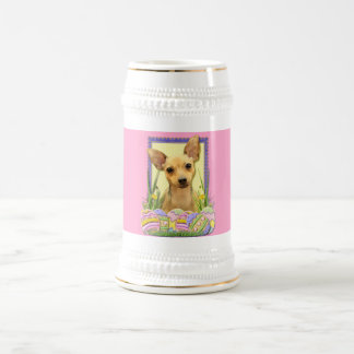 Easter Egg Cookies - Chihuahua - Daisy Beer Stein