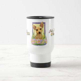 Easter Egg Cookies - Chihuahua - Daisy Travel Mug
