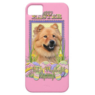Easter Egg Cookies - Chow Chow iPhone 5 Covers