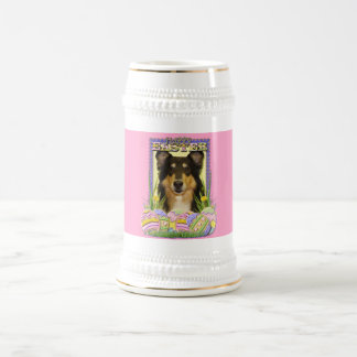 Easter Egg Cookies - Collie Beer Stein
