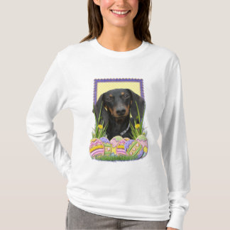 Easter Egg Cookies - Dachshund T-Shirt
