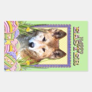 Easter Egg Cookies - Dingo
