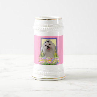 Easter Egg Cookies - Maltese Beer Stein