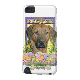 Easter Egg Cookies - Rhodesian Ridgeback iPod Touch (5th Generation) Cover
