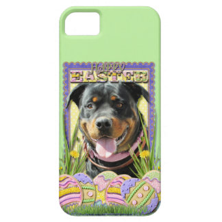 Easter Egg Cookies - Rottweiler iPhone 5 Case