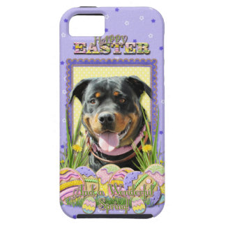 Easter Egg Cookies - Rottweiler iPhone 5 Cover