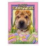 Easter Egg Cookies - Shar Pei
