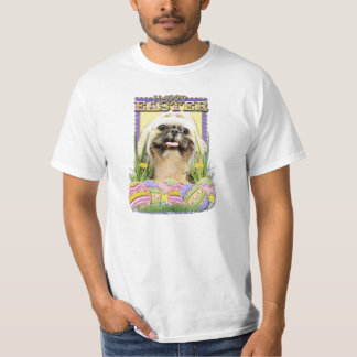 Easter Egg Cookies - Shih Tzu - Opal T-Shirt