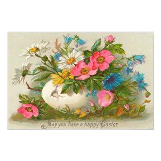 Easter Egg Daisy Forget Me Not Sunflower Photo Art
