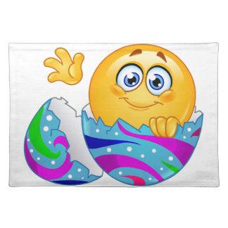 Easter egg Emoji Placemat