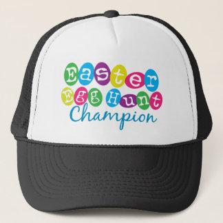 Easter Egg Hunt Champion Trucker Hat