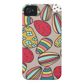 Easter Egg hunt iPhone 4 Cases