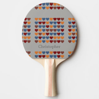 Easter Egg Hunt Ping Pong Paddle