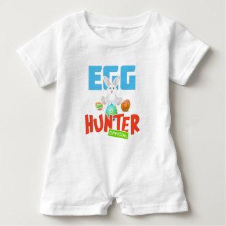 Easter Egg Hunter Baby Romper