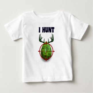 easter egg, I hunt easter deer eggs, funny shooter Baby T-Shirt