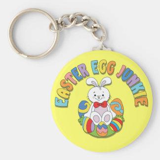 Easter Egg Junkie Key Chain Key Chains