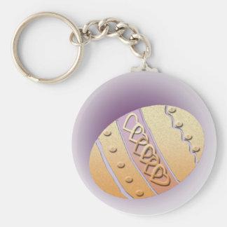 Easter Egg Key Chain