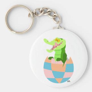 Easter egg keychain