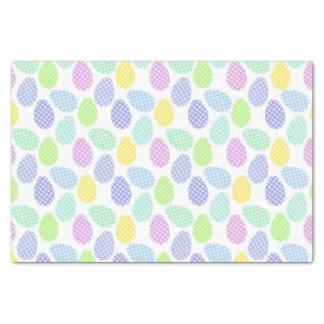 Easter Egg Pattern Tissue Paper