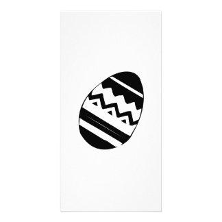 Easter Egg Customized Photo Card