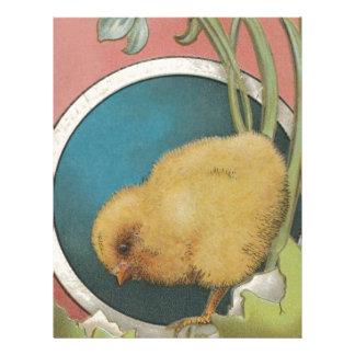 Easter Egg Postcard Letterhead