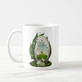 Easter Egg Rabbits Classic Mug