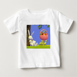 Easter Egg Robbers Baby T-Shirt