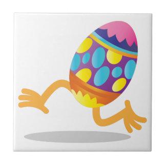 easter egg running tiles