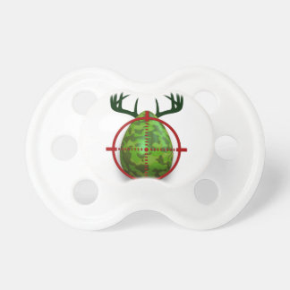 easter egg shooter, funny easter deer gift desgin pacifier