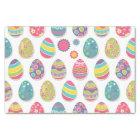 Easter Egg Themed Tissue Tissue Paper