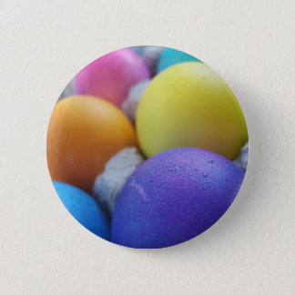 Easter Eggs 2 2 Inch Round Button