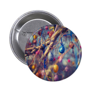 Easter-eggs 2 Inch Round Button