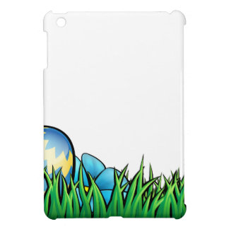 Easter Eggs Background iPad Mini Cover