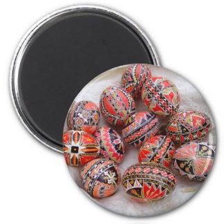 Easter Eggs Magnet