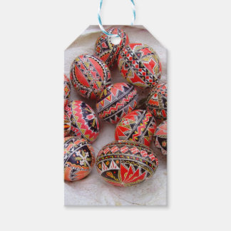 Easter Eggs Pack Of Gift Tags