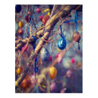 Easter-eggs Postcard