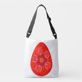 Easter eggs set. Spring. Holidays in April. Gift. Crossbody Bag