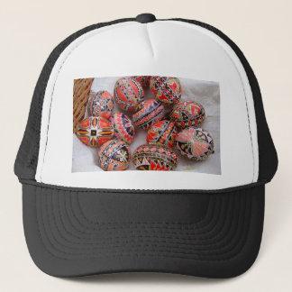 Easter Eggs Trucker Hat