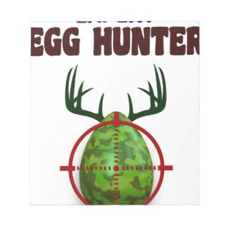 Easter expert Hunter, egg deer target shooter, fun Notepad