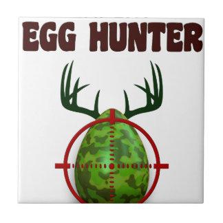 Easter expert Hunter, egg deer target shooter, fun Tile