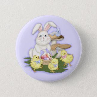 Easter Friends Button